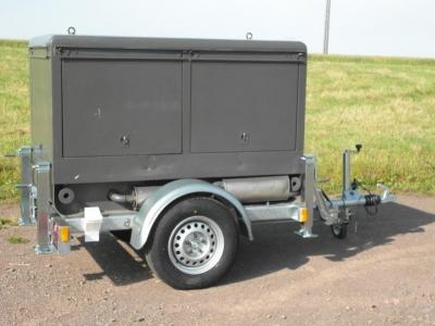 Kompressor-Fahrgestell